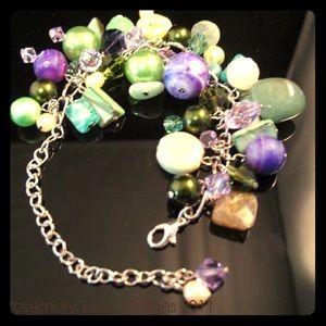 new original RLDesigns bubble bracelet necklace